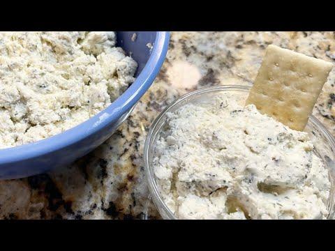 Garlic Herb Cheese (Boursin Copycat) Recipe