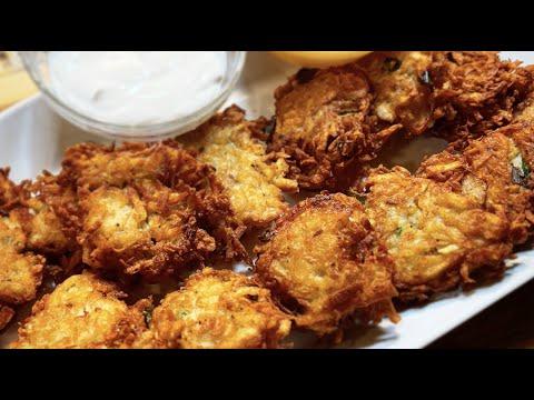 The Best Latkes (Jewish Potato Pancakes)