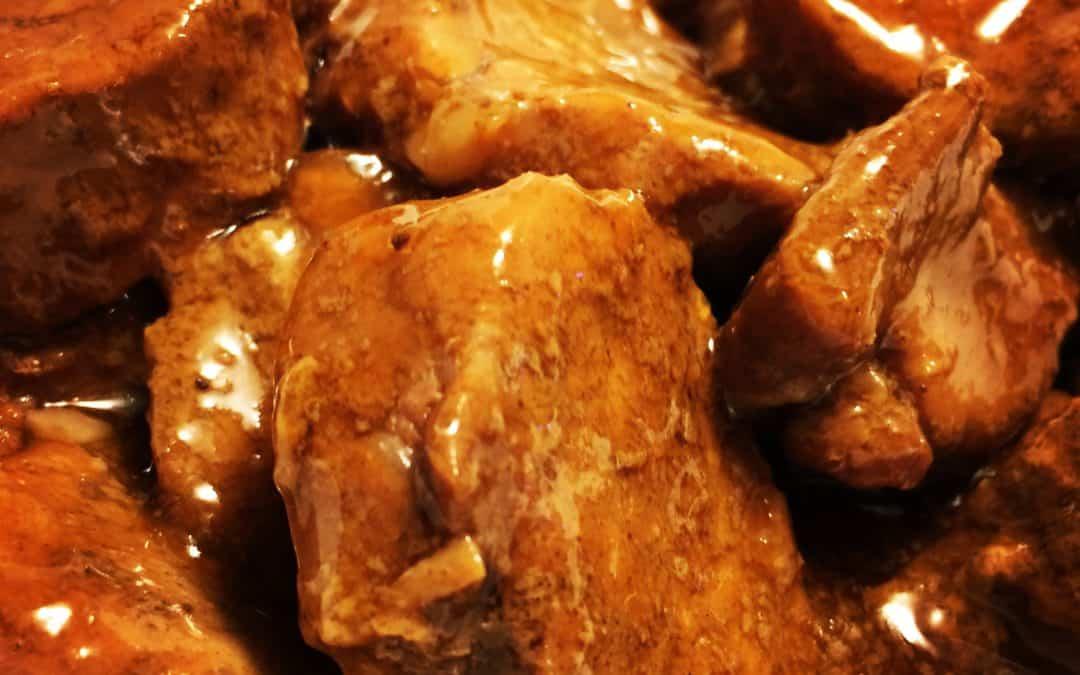 Instant Pot Chinese Pork Tenderloin