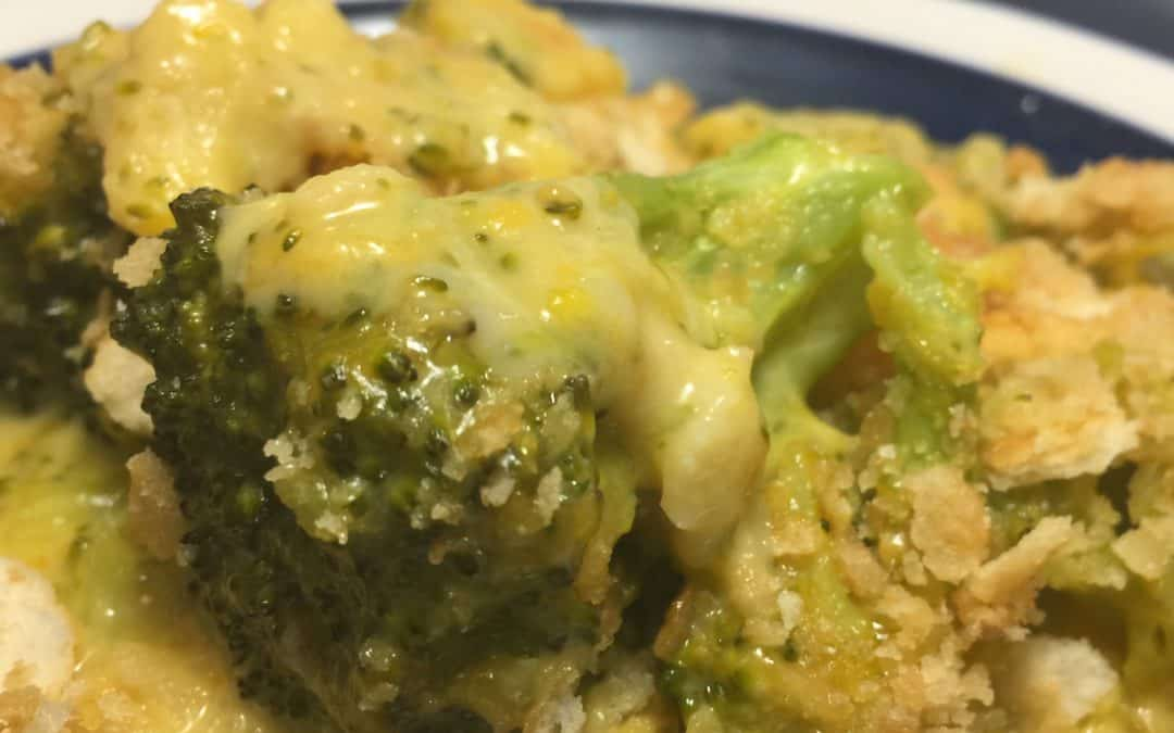 Instant Pot Broccoli Cheddar Chicken