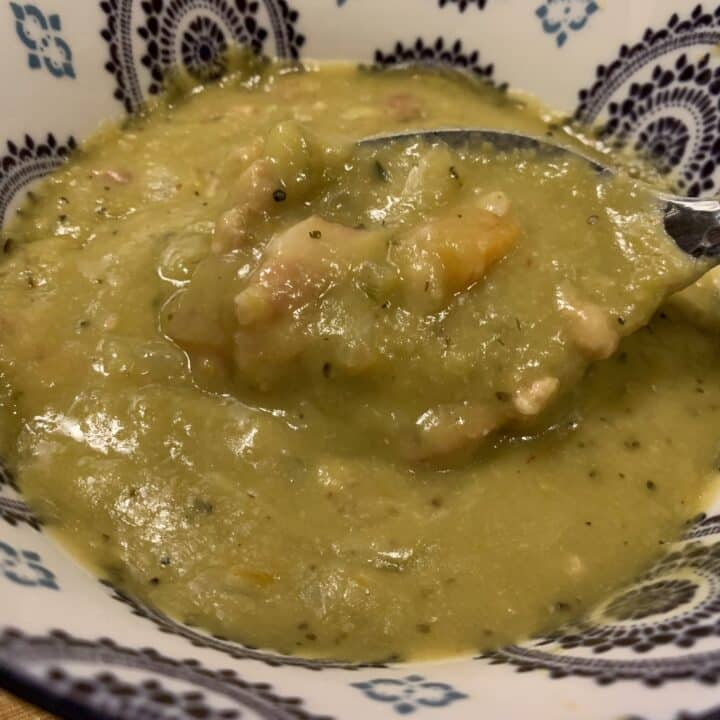 Instant Pot Best Split Pea Soup