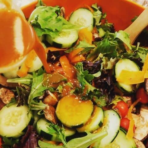 Best Steakhouse Salad Dressing