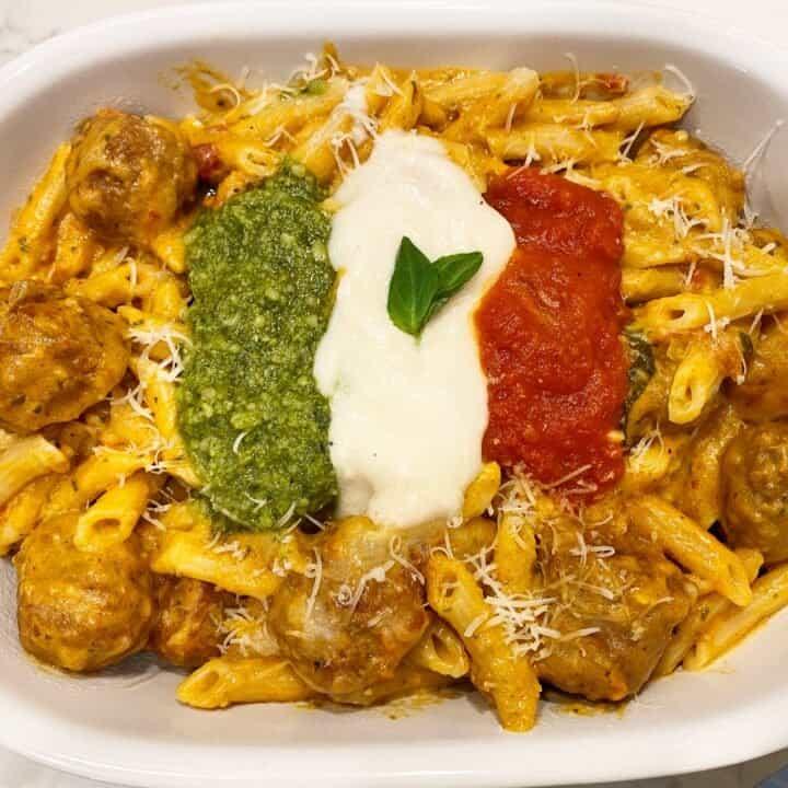 Instant Pot Pasta Italia