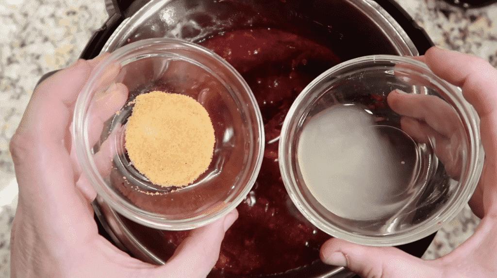 Add seasoned salt and lemon juice