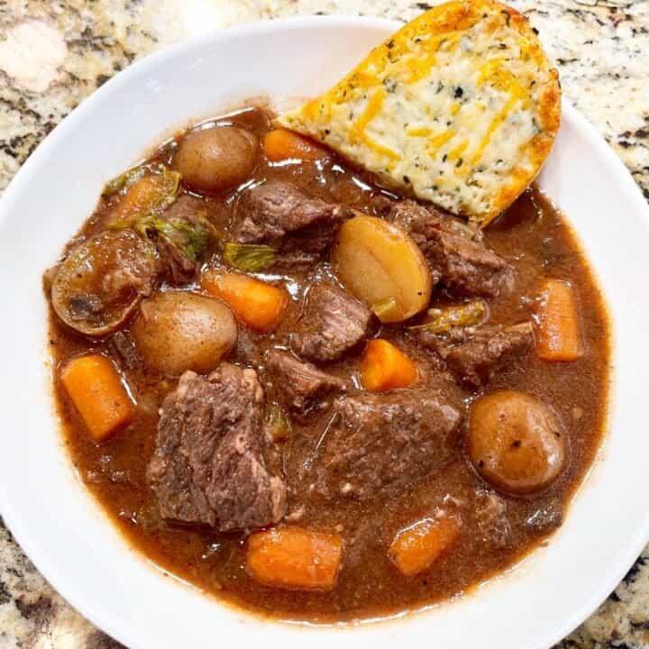 Instant Pot Best Beef Stew