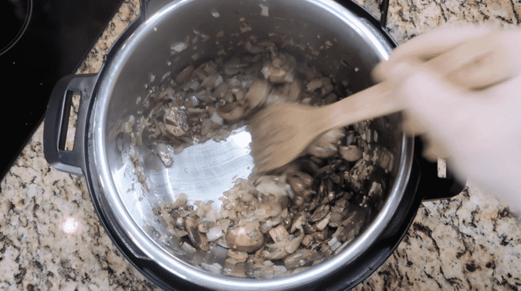 Deglazing pot