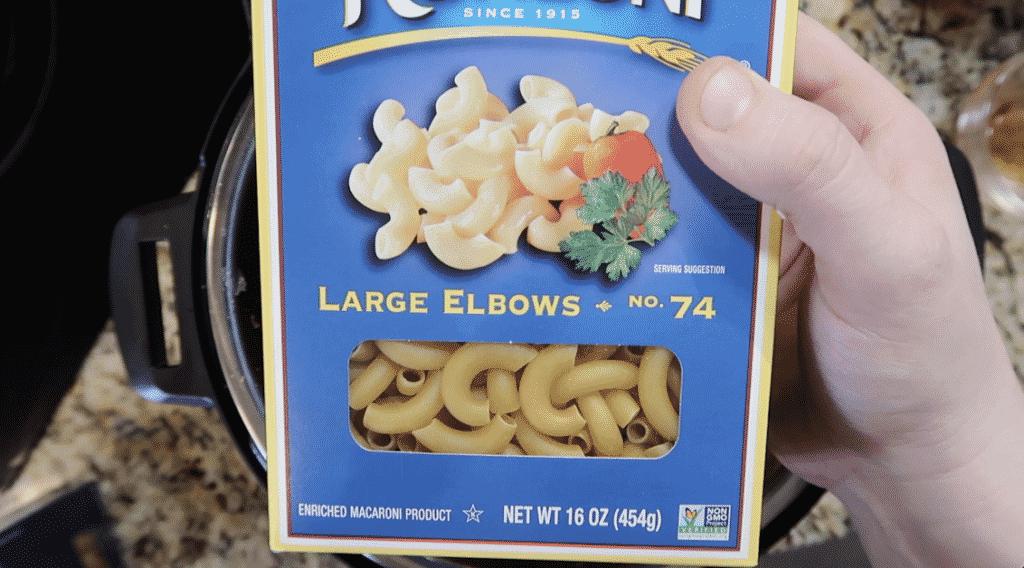 Large macaroni